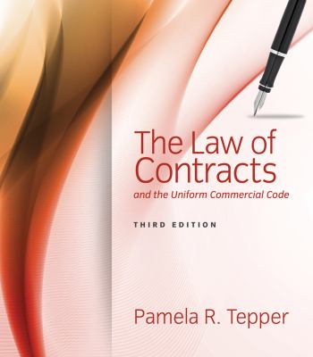 Law of Contracts & the Uniform Commercial Code